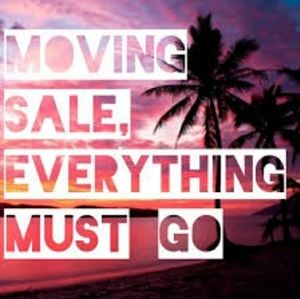 MAKE OFFERS!!! MOVING SALE!!!